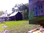 AnnaJo Vahle - Painting Sams Place