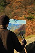 Painting Shenandoah Print by Dan Sproul