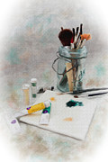 Mary Timman - Painting Supplies