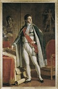 Marshal Arts Prints - Pajou, Augustin 1730-1809 Print by Everett