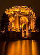 Palace Of Fine Arts Prints - Palace of Fine Arts Print by About Light  Images
