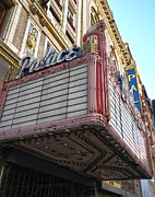 Palace Theater Marquee Print by Gregory Dyer