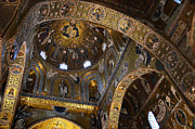 Byzantine Photo Acrylic Prints - Palatine Chapel Acrylic Print by RicardMN Photography