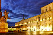Featured Art - Palazzo del Quirinale by Fabrizio Troiani