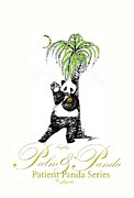 C F  Legette - Palm and Panda- Trophy