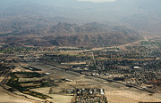 Palm Springs Airport Prints - Palm Springs International Airport Print by John Daly