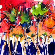 Palm Sunday Paintings - Palm Sunday by John  Dunn