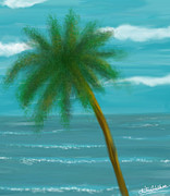 Chitra Helkar - Palm Tree