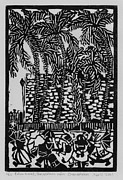 Chana Helen Rosenberg - Palm Trees Jerusalem...