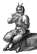 Photo Researchers - Greek God Pan