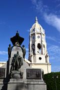 James Brunker - Panama City Bolivar Monument and San Francisco Church