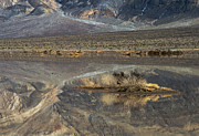 Panamint Valley Photos - Panamint Valley Reflection California IMG 0683 by Greg Kluempers