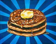 Kitschy Originals - Pancakes by Kelly Gilleran