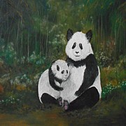 Rhonda Lee - Panda Bear Love