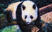 Panda Bears Photos - Panda In The Rest by Lanjee Chee