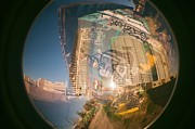 Analog Prints - Panorama Graffiti Print by Tyler Ross
