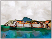 Ante Barisic - Panorama of Dubrovnik