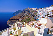 Aiolos Greek Collections - Panorama of Santorini