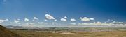 Allen Sheffield - Panorama View of West El Paso