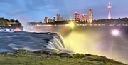 Adam Jewell - Panoramic Starbursts On The Niagara Skyline