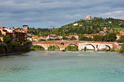 Kiril Stanchev - Panoramic view of Ponte...