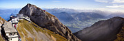 George Oze - Panoramic Vista from Mt...