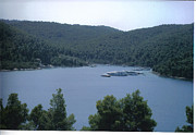 Skopelos Metal Prints - Panormos Beach Metal Print by Katerina Kostaki