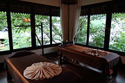 Spa Photo Acrylic Prints - Panviman Chiang Mai Spa and Resort - Chiang Mai Thailand - 011363 Acrylic Print by DC Photographer