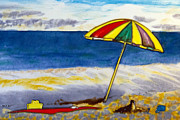 Lounge Photo Originals - Parasol by Angelika Bentin
