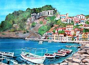 Teresa Dominici - Parga in Greece