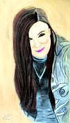 Angela Pari  Dominic Chumroo - Pari Chumroo Portraiture