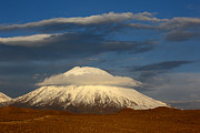James Brunker - Parinacota Volcano Chile
