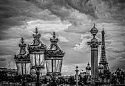Oleg Koryagin - Paris black and white