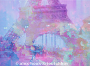 Alex Hook Krioutchkov - Paris blues V