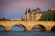 Ile De La Cite Art - Paris Concierge by Brian Jannsen