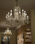 Kathy Fornal - Paris Crystal Chandelier...