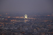 Metropolis Art - Paris France - Eiffel Tower - 011321 by DC Photographer