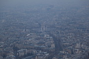 Tourism Photos - Paris France - Eiffel Tower - 01138 by DC Photographer