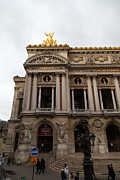 Scenes Photos - Paris France - Street Scenes - 0113113 by DC Photographer