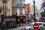 Restaurant Prints - Paris France - Street Scenes - 0113132 Print by DC Photographer