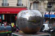 Paris France - Street Scenes - 0113136 Print by DC Photographer