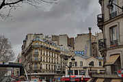 Scene Prints - Paris France - Street Scenes - 0113137 Print by DC Photographer