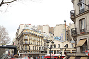 Photography Prints - Paris France - Street Scenes - 0113138 Print by DC Photographer