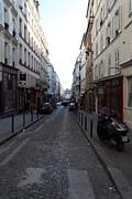 Paris France - Street Scenes - 01133 Print by DC Photographer