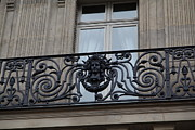 Paris France - Street Scenes - 011332 Print by DC Photographer