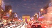 Christmas Decoration Originals - Paris by Gary Feingold
