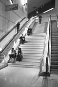 Casual Originals - Paris Mall Stairs by Hugh Smith
