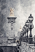 Emotions Prints - Paris pompous 2 Print by Joachim G Pinkawa