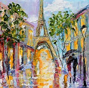 Karen Tarlton - Paris Rainy Glow