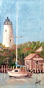 Jim Phillips - Parked by Ocracoke